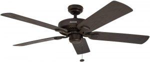 Honeywell Belmar 52-Inch Indoor/Outdoor Ceiling Fan