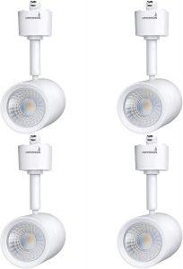 Hyperikon LED Track Head Lighting