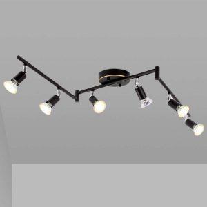 LED 6 Light Track Light Kit