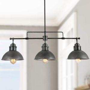 LOG BARN Pendant Lighting for Kitchen Island