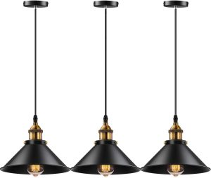 Licperron Industrial Pendant Light