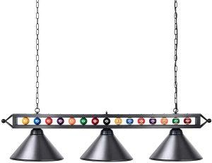 Wellmet Billiard Light for Pool Table