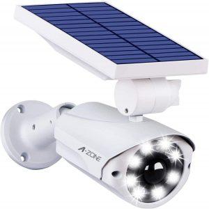A-Zone Solar Motion Sensor Lights