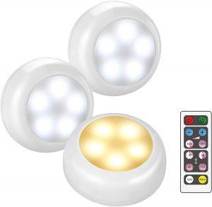 ALIVATION battery LED lights