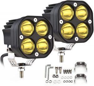 BMPUG amber LED lights