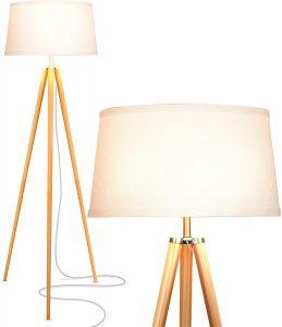 Brightech Emma Tripod floor Lamp