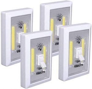 Closet Light, Battery Operated, Tap Light