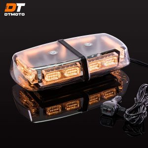 DT MOTO amber LED lights