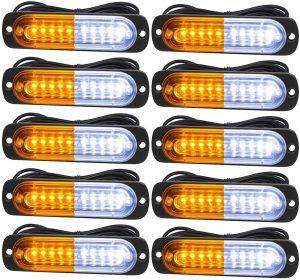 EASE2U E amber LED lights
