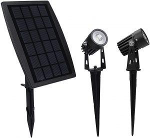 Findyouled Solar Spotlight