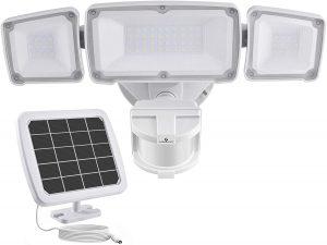 GLORIOUS-LITE Solar Security Light