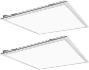 Hykolity 2×2 LED Troffer Flat Panel Light