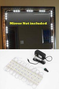 LEDUPDATES LED Bathroom Vanity Make-Up Lights