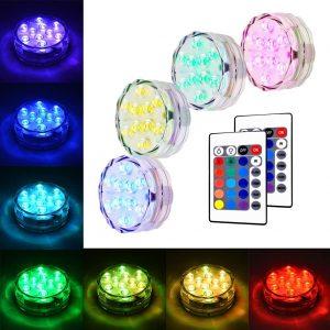 Litake Submersible LED Lights