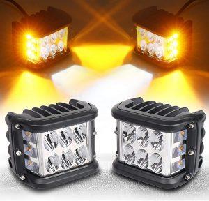 OVOTOR amber LED lights