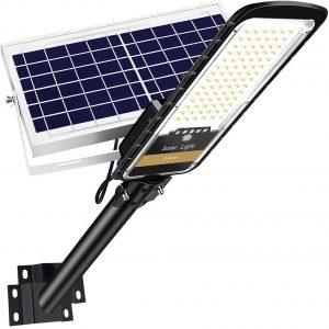 RUOKID solar powered motion security light