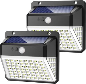 Upgraded 82 LED Security Lights 3