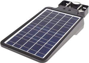 Wagan EL8586 1600 Lumen Integrated Solar Street Lamp Flood Light