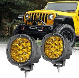 YCHOW-TECH amber LED lights